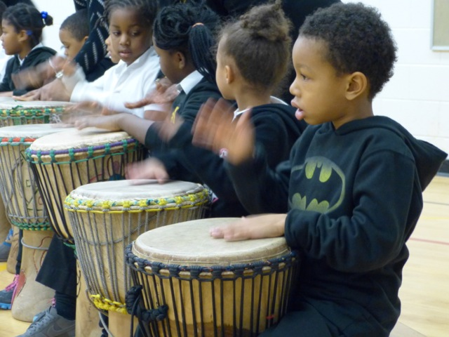 Africentric Alternative at Jazz Performance and Education Centre in Toronto