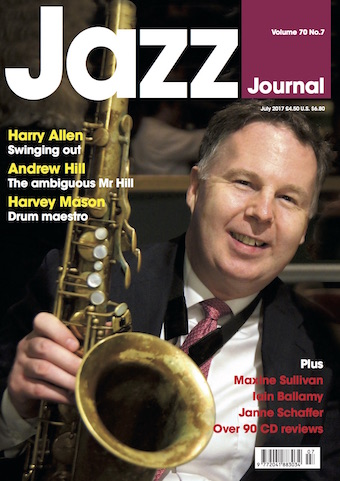 Jazz Journal Harry Allen